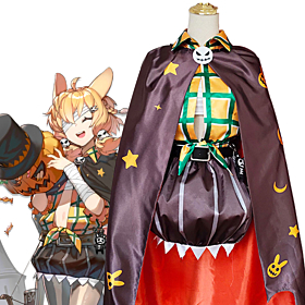 Arknights Kroos Witch Festa Cosplay Costume