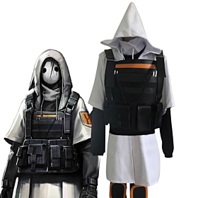 Arknights Reunion Member Cosplay Costume