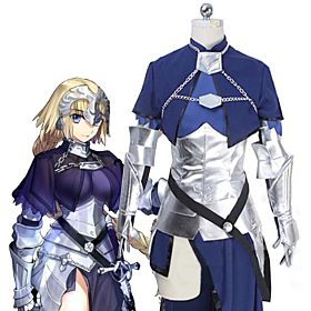 Fate Grand Order Fate Apocrypha Ruler Joan of Arc Jeanne d'Arc Cosplay Costume
