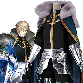 Fate Grand Order Fate Extra CCC Saber Gawain Cosplay Costume