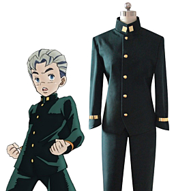 JoJo's Bizarre Adventure: Diamond Is Unbreakable Koichi Hirose Cosplay Costume