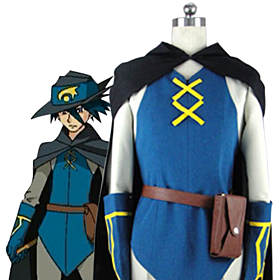 Pokémon Pokemon Pocket Monster Lucario and the Mystery of Mew Sir Aaron Cosplay Costume