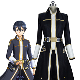 Sword Art Online SAO Alicization Lycoris Kirito Cosplay Costume