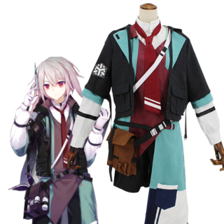 Arknights Ansel Cosplay Costume