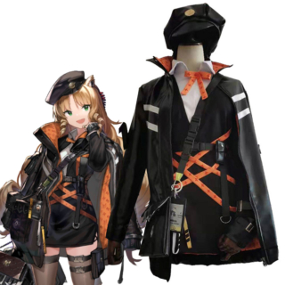 Arknights Swire Cosplay Costume