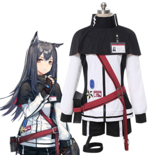 Arknights Texas Cosplay Costume