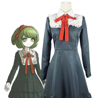 Danganronpa Another Episode: Ultra Despair Girls Monaca Towa Cosplay Costume