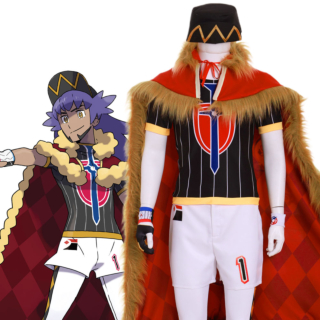 Pokemon Pokémon Sword And Pokémon Shield Leon Cosplay Costume