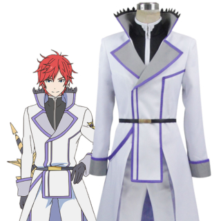 Re: Life In A Different World From Zero Reinhard van Astrea Cosplay Costume